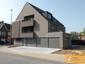 Appartement sous le toit dans la toute nouvelle résidence 'Kouter' avec trois unités d'habitation, construite par une entreprise de cons