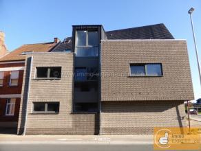 """Appartement sous le toit dans la toute nouvelle résidence """"Kouter"""" avec trois unités d'habitation, construite par une entreprise de cons"""