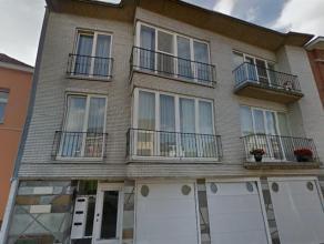 Apartement agréable au 2ième étage dans un petit immeuble comprenant hall d'entrée, living (+/-24m², parquet), cuisin