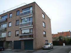 Dit hoekappartement is gelegen op de tweede verdieping van een zéér rustige residentie in een goeie omgeving nabij Brugge en winkels. In