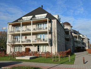 """Nieuwbouw appartement met twee slaapkamers gelegen in Residentie """" Augustijnenpark """" te Herentals. Omvattende; Ruime inkomhal, ingerichte open keuken"""