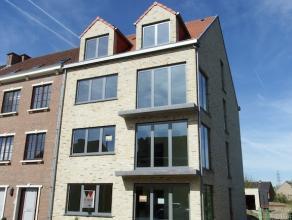 Prachtig nieuwbouwappartement te huur nabij het centrum van Aalst! Dit appartement wordt voor de eerste maal bewoond en bevindt zich op de tweede verd