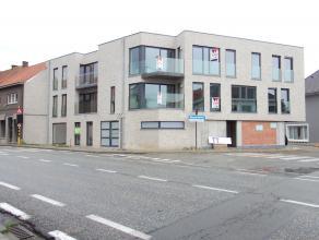 Prachtig nieuwbouwappartement te huur in het centrum van Terjoden (Erembodegem) ! Dit appartement wordt voor de eerste maal bewoond en bevindt zich op