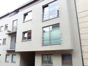 Dit hedendaags, kwalitatief afgewerkt appartement met één slaapkamer is gelegen in het centrum van Aalst en op een boogscheut van de E40