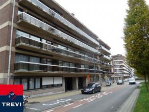 Koekelberg, à proximité de la Basilique et des transports en communs, appartement 2 chambres de 85 m² composé: lumineux livi