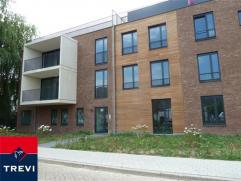 Berchem-sainte-Agathe, dans quartier, dans nouvelle construction de 2013, magnifique appartement rez-de-chaussée de 100m² composé: