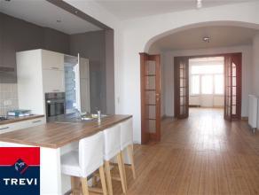 Schaerbeek, à proximité du boulevard Lambermont, superbe appartement situé au 3ème étage d'une superficie habitable