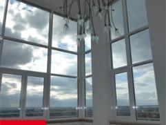 BRUXELLES, (24A) au 24ème étage de la toute nouvelle et prestigieuse tour UPSITE alliant luxe, modernité et sécurit&eacute