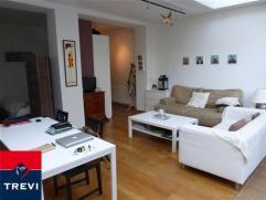 BRUXELLES, quartier CEE, proche du square Ambiorix, bel appartement de Â95m² situé au rez-de-chaussée avec petit jardin de vi