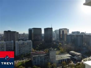 BRUXELLES, (19E) au 19ème étage de la toute nouvelle et prestigieuse tour UPSITE alliant luxe, modernité et sécurit&eacute