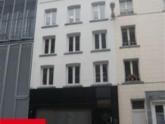 BRUXELLES, à proximité de la rue Dansaert et de la place Sainte-Catherine, très bel appartement de 70m² habitables s