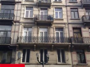 BRUXELLES / Dansaert, ensemble immobilier de caractère composé de 8 logements (de Â43m² à 115m²) et 1 commerce, l