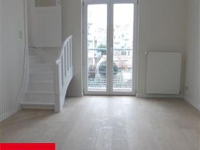 BRUXELLES, à deux pas du quartier EU, bel appartement entièrement rénové de Â70m² habitables, situé au 2