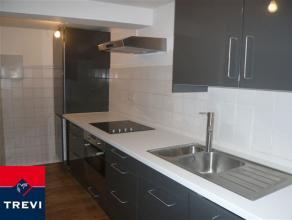 BRUXELLES, à proximité de la rue Dansaert et de la place Sainte-Catherine, très bel appartement de 88m² habitables s