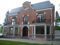 UCCLE, quartier Dieweg, superbe propriété de prestige aux finitions luxueuses, d'une superficie habitables de Â800m², constru