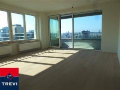 BRUXELLES, (15G) au 15ème étage de la toute nouvelle et prestigieuse tour UPSITE alliant luxe, modernité et sécurit&eacute
