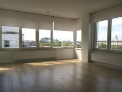 BRUXELLES, (5A) au 5ème étage de la toute nouvelle et prestigieuse tour UPSITE alliant luxe, modernité et sécurité,