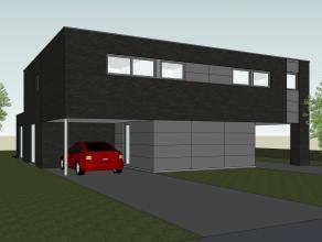 Mooi gelegen bouwgrond voor een 3-gevel woning (Lot 39). Dit is de prijs voor de bouwgrond + project (gekoppelde woning) incl. architecte kosten en aa