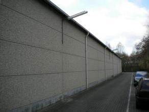 Magazijnen te huur in het industriepark te Londerzeel vlakbij de A12.