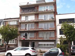Dit welgelegen appartement op een zucht van het station en van Leuven is gelegen op de eerste verdieping van Residentie Lyon. Het ruim appartement omv