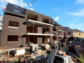 Prachtig duplex 128m² met 3 slaapkamers en terrassen te Waarschoot ! APPARTEMENTEN ZIJN EIND DIT JAAR KLAAR ! PLANNEN (ZIE FOTO'S) Grond 10% regi