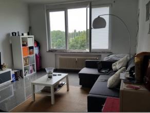 Koekelberg beau petit flat parfaitement rénové composé d'un séjour , une cuisine équipéen une salle de douch