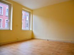 VERVIERS - rue du Stembert 20 : Appartement 1 chambre situé au 2ème étage d'une maison. Composition: 1 chambre à coucher,