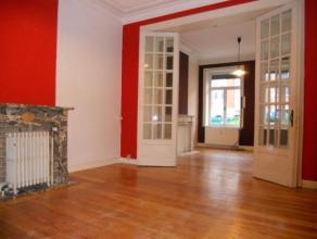 VERVIERS - Avenue Eugène Müllendorff 114 - Agréable appartement 1 chambre situé au rez-de-chaussée avec terrasse et j