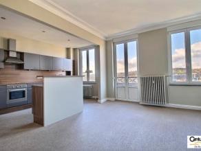 VERVIERS : Très beau duplex 2 chambres à coucher entièrement rénové avec goût et matériaux de qualit&e