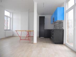 VERVIERS : Bel appartement en état neuf comprenant 2 chambres à coucher et une grande terrasse ! Venez découvrir sa luminosit&eac
