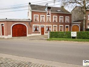 VENDU - VENDU - VENDU !!! DISON - Située sur les hauteurs de Dison, cette belle habitation 4 façades de type fermette vous surprendra pa