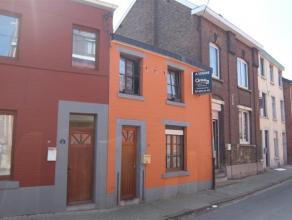 Ans : Cette agréable  maison au porte de la ville  est composée de deux chambres et convient parfaitement pour un couple avec un enfant.