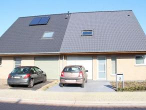 Ontdek deze nog te bouwen woning op een grondoppervlakte van 354 m² op een zeer rustige ligging! Reeds voorzien in deze woning : ingerichte keuke