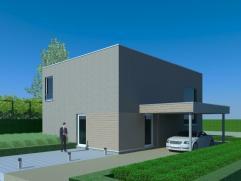 Nieuw te bouwen alleenstaande woning op prachtig stuk grond te Zingem (Ouwegem)Nieuw te bouwen woning waarbij de woning nog naar uw wens aangepast kan