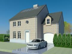 Nieuw te bouwen alleenstaande woning op prachtig stuk grond te Zingem (Ouwegem)Prachtig rechthoekig stuk grond van 614 m², in het landelijke en r