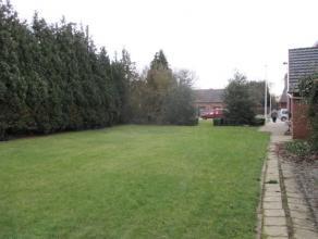 Bouwgrond voor halfopen bebouwing 7a54ca groot. Mooie bouwplaats voor halfopen bebouwing gelegen in Berbroek (Herk-de-Stad).
