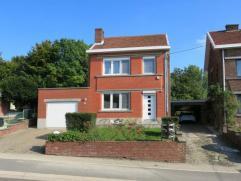 Grâce-Hollogne: percher sur les hauteurs, cette superbe maison 4 façades complétement rénovée en 2011 avec de grand