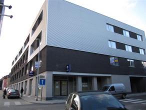 Appartement nouvelle construction (2012) 95m² avec terrasse 4,5m² - en très bon tat. Avec hAll, wc, dbarras, 2 chambres, salle de bai