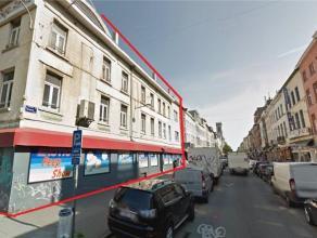 Rue de Brabant - Rue d'Aerschot 4 maisons de commerce à louer. 3 sont déjà loués. Reste encore une surface = LOT N°2.