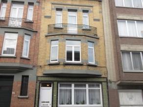 BERCHEM-SAINTE-AGATHE (réf : 8234) - Rue de Ganshoren, quartier calme et résidentiel à proximité de toutes les facilit&eac