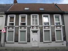 Maison d'habitation avec 4 CHAMBRES située à HERSEAUX. Habitation bien entretenue et bien aménagé sur 10 m de largeur en f