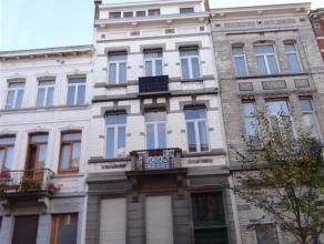 Molenbeek Saint Jean - Quartier Ribaucourt, proche des transports et commerces - appartement 1 chambre - 55 m² habitables - comprenant 3iè