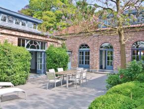 Residentieel gelegen Villa (bj. 93) te Drongen op 1km van E40, gebouwd uit hoogwaardige materialen op 1408m² grond (mogelijkheid tot aankoop naas