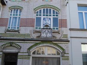 Beschermd pand Wetteren Gelegen te Wegvoeringstraat 46/2 in Wetteren Deze woning is uiteraard niet voor iedereen geschikt gezien de bijzonderheden en
