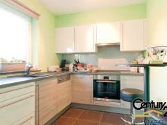 Appartement très récent dans un immeuble à proximité de la gare d'Herseaux, des axes autoroutiers Mouscron-Tournai ou Mous