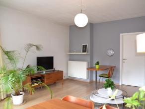 GERENOVEERD 2-SLK APPARTEMENT NABIJ DE STAD  Ben je op zoek naar een gezellig, goed gelegen appartement te Hasselt met voldoende comfort op wandelaf