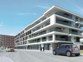 Goedgelegen cascoruimte beschikbaar gelegen recht tegenover het stationsgebouw van Aalter. Cascoruimte bedraagt 100,66m². Mits samenvoeging kan e