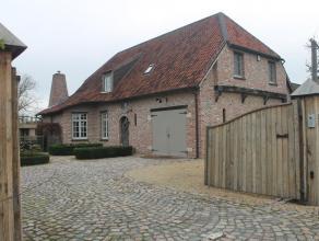 Instapklare villa in landelijke, rustieke stijl gelegen op een uiterst rustige locatie op 1.115 m2 en niet ver van de baan Lier-Aarschot en centrum Pu
