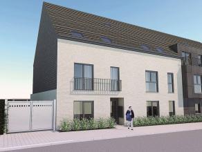 In de nieuw te bouwen residentie De Meerssen kan u deze toffe duplex vinden met een zéér functionele indeling: inkomhall, gastentoilet,