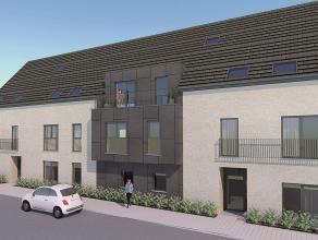 In de nieuw te bouwen residentie De Meerssen kan u dit gelijkvloers hoekappartement (links onder) vinden met een totale oppervlakte van 92 m² en